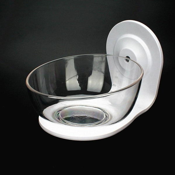Pet Dog Cat Feeding Bowl Leakproof Anti-Skid Feeder - Max and Maci's Store