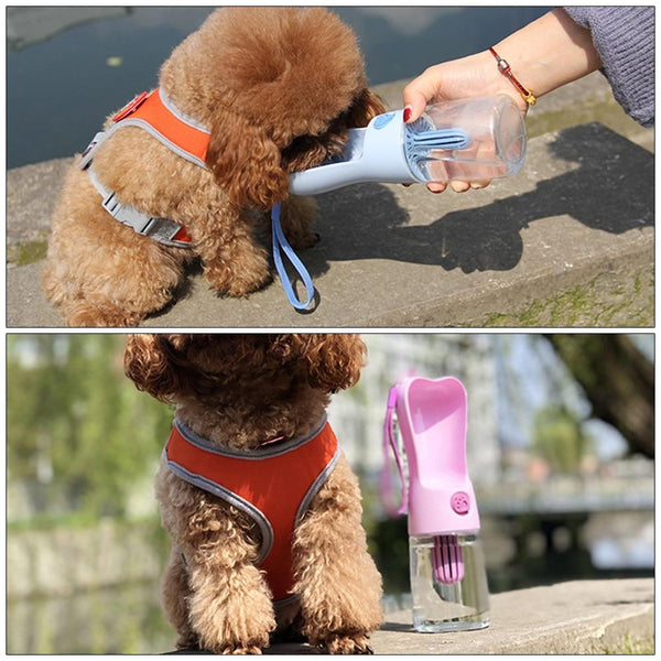 Dog Drinking Water Bottle - Max and Maci's Store