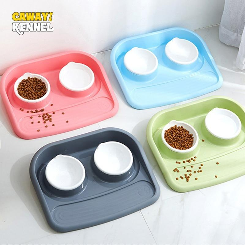 Max and Maci's Store Dog Feeding Dog Feeder Drinking Bowls