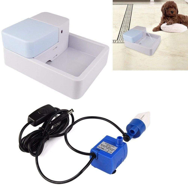 Drink Dish Filter Pet Water Fountain - Max and Maci's Store