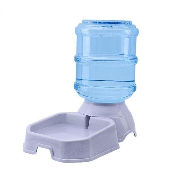 3.8L Plastic Drinkers Dog Automatic Feeder - Max and Maci's Store