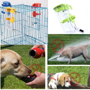 Max and Maci's Store Dog Feeding Portable Dog Feeding Water Bottle