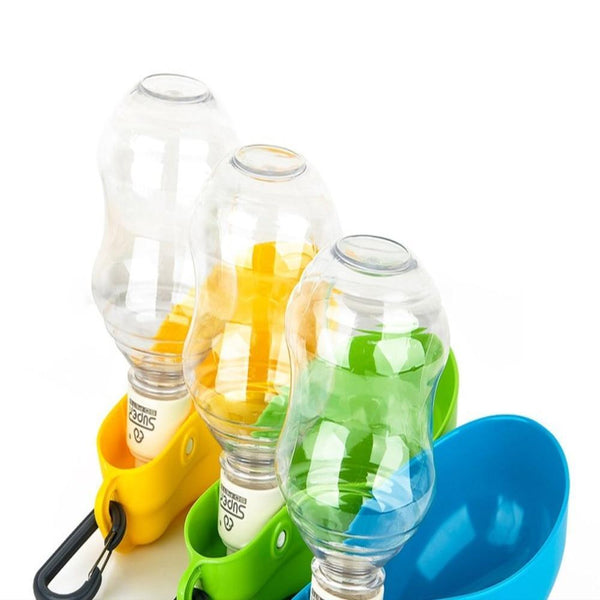 Portable Pet Cups Drinking Bottle - Max and Maci's Store