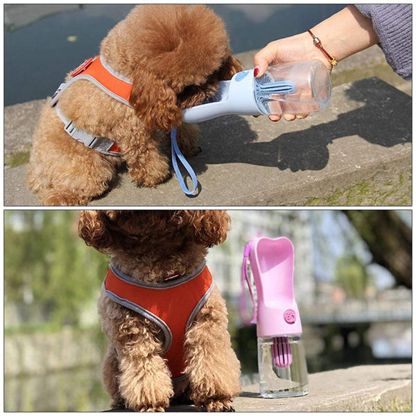 Portable Pet Dog Drinking Water Bottle For Outdoor - Max and Maci's Store