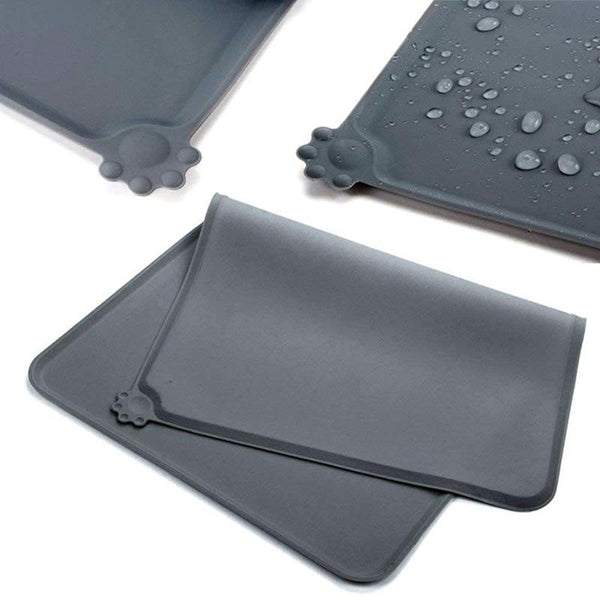 Waterproof Non-Slip Pet Feeding Mat - Max and Maci's Store