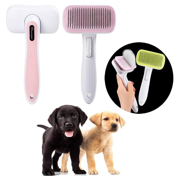 Dog Hair Remover Automatic Grooming Tool - Max and Maci's Store