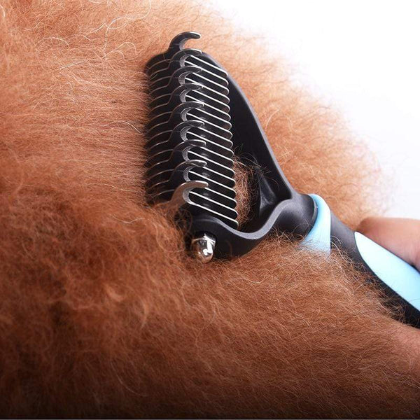 Hair Removal Comb For Dogs - Max and Maci's Store