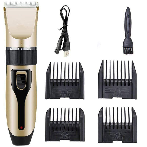 Usb Rechargeable Professional Pet Dog Hair Trimmer - Max and Maci's Store