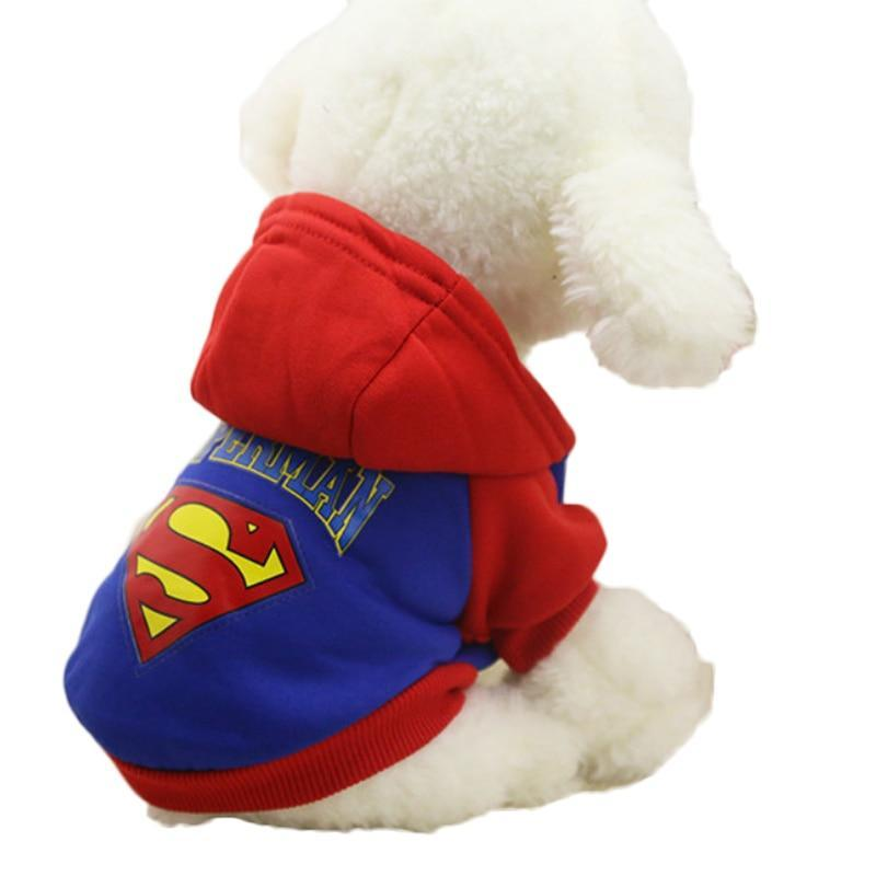 Max and Maci's Store Dog Hoodies T Hot Pets Dog Hoodies Puppy Fleece Jacket