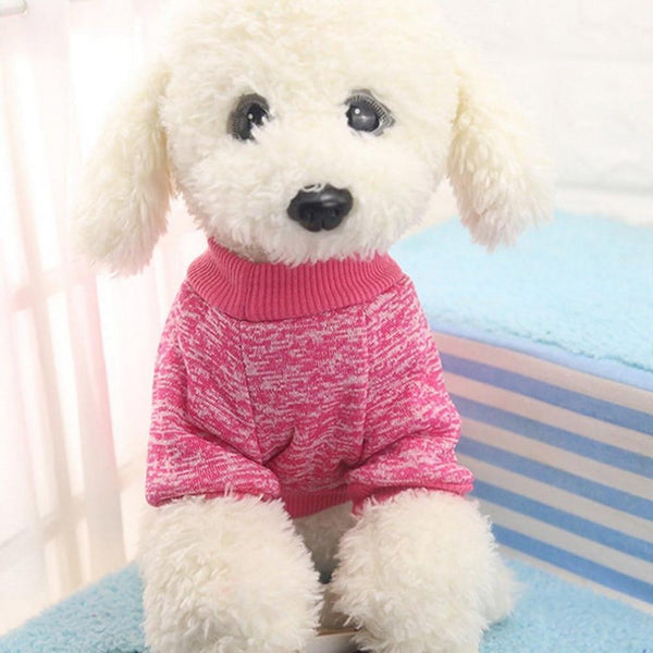 Winter Warm Cotton Dog Hoodies - Max and Maci's Store