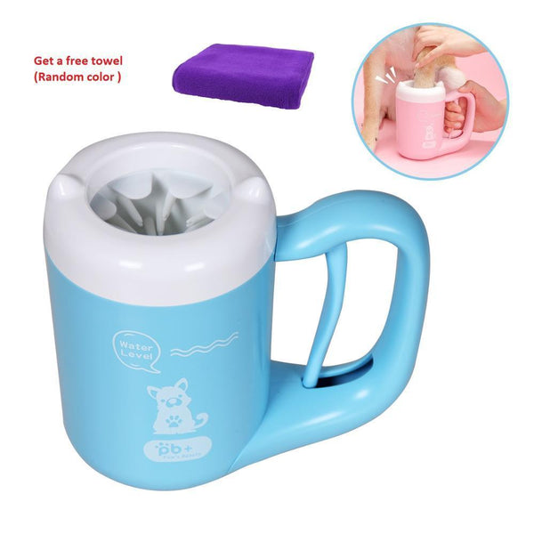 Dog Paw Cleaner Cup - Max and Maci's Store