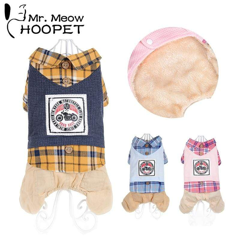 Max and Maci's Store Dog Shirts Dog Clothes Four-legs Sweaters