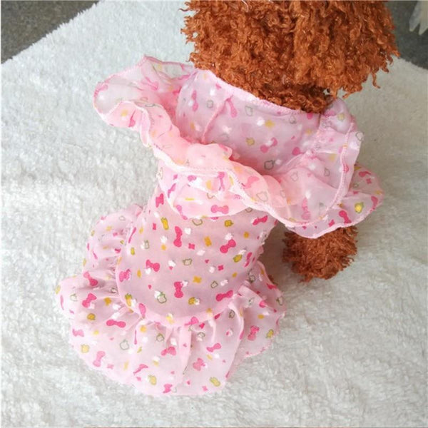 Dog Skirt Clothes - Max and Maci's Store