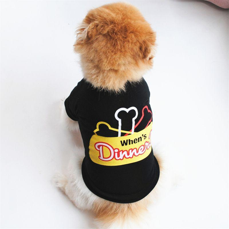 Max and Maci's Store Dog Shirts Pet Colorful Short Sleeves
