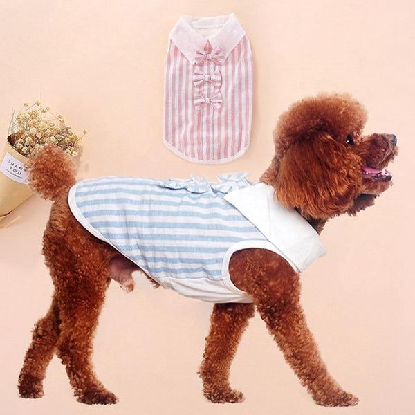 Pet Dog Sleeveless Shirt - Max and Maci's Store