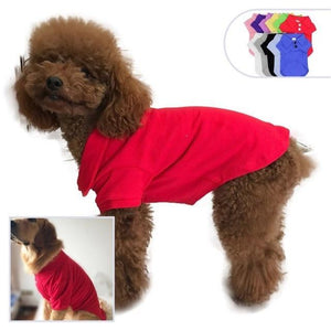 Max and Maci's Store Dog Shirts R / 3XL Spring Summer Pet Cotton Clothes