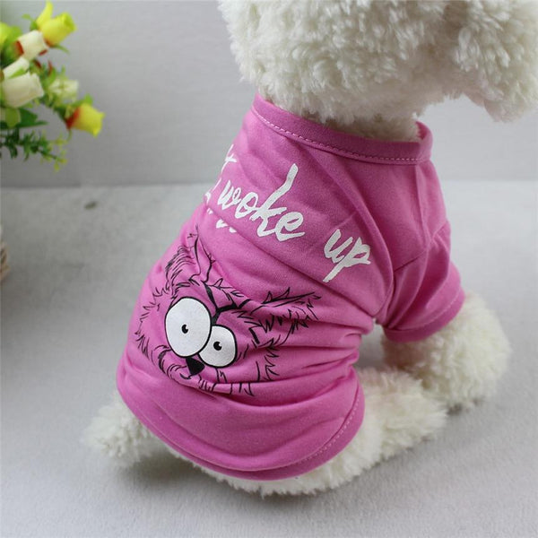 Unisex Polyester Short-Sleeve Shirts For Dog - Max and Maci's Store
