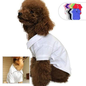 Max and Maci's Store Dog Shirts W / 3XL Spring Summer Pet Cotton Clothes