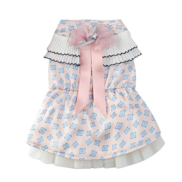 Breathable Thin Skirt Clothing Pet Dog Skirt - Max and Maci's Store