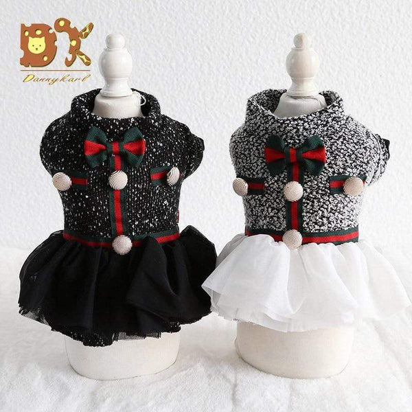 Dog Dresses Clothes Cake Skirt - Max and Maci's Store