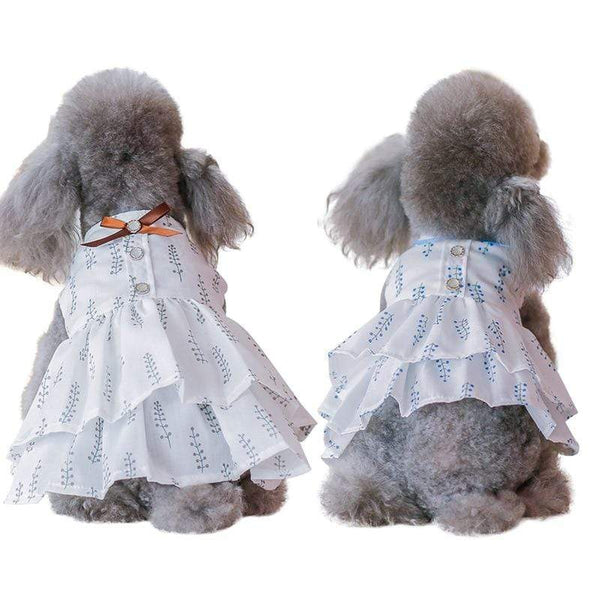 Dog Wedding Dress Skirt - Max and Maci's Store