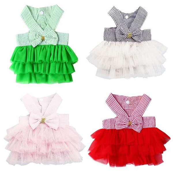 Pet Spring Summer Costume Clothes For Dog - Max and Maci's Store
