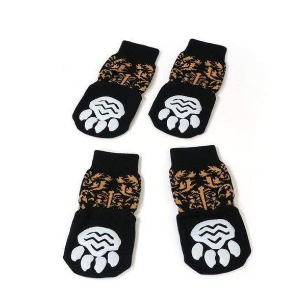 New Extra Large Alaskan Pine Lion Golden Hair Samo Socks - Max and Maci's Store