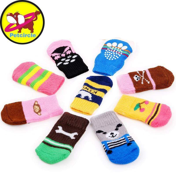 Colorful Cartoon Dog Socks - Max and Maci's Store
