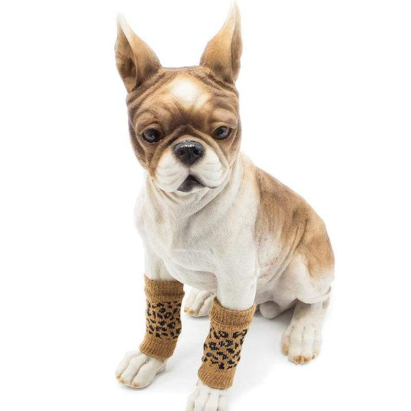 Durable Dog Socks Protective Joint Knee Pads - Max and Maci's Store