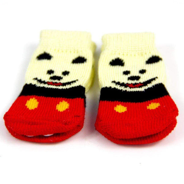 Lovely Cartoon Fashion Dogs Socks - Max and Maci's Store