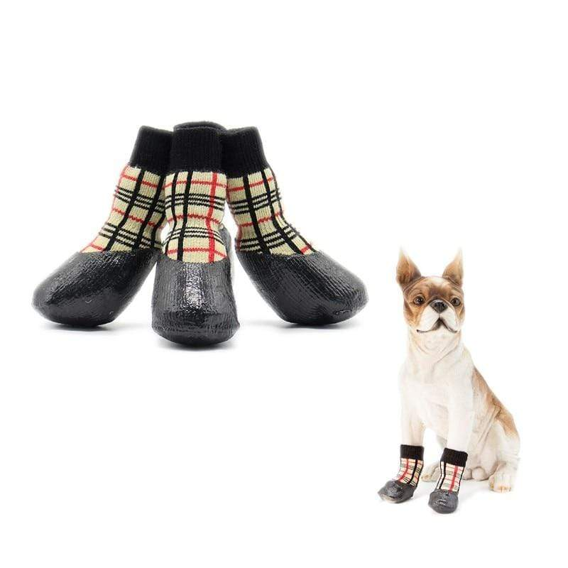 Max and Maci's Store Dog Socks New Autumn Winter Outdoor Waterproof Dog Socks