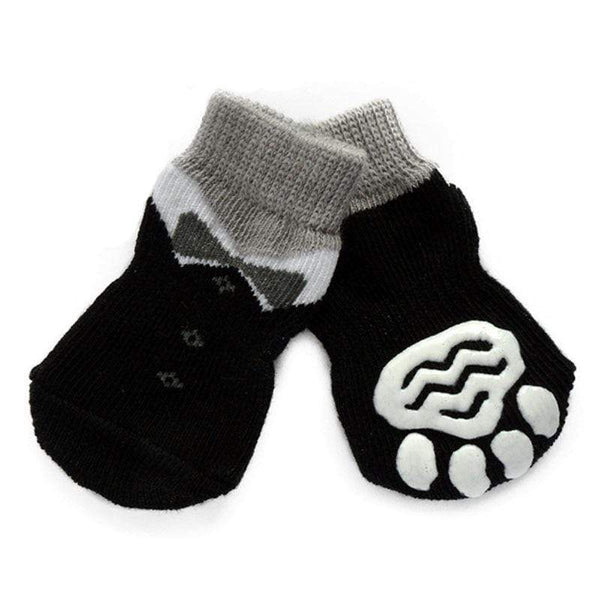 Outdoor Waterproof Coffee Color Dog Socks - Max and Maci's Store