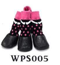 4Pcs/Set High Quality Snow Boots Cotton Socks - Max and Maci's Store