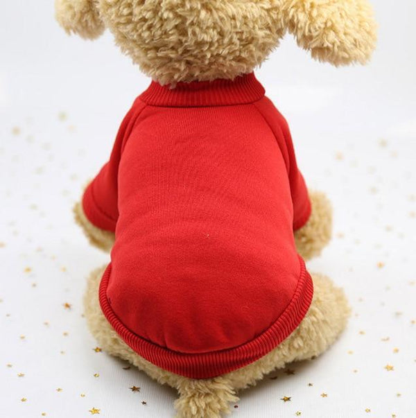 Dog Clothes For Small Dog Jersey Sweater - Max and Maci's Store
