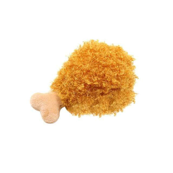 Pet Dog Toys Plush Drumstick - Max and Maci's Store