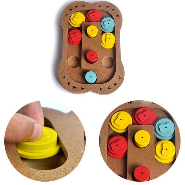 Dog Feeding Puzzle Toy - Max and Maci's Store
