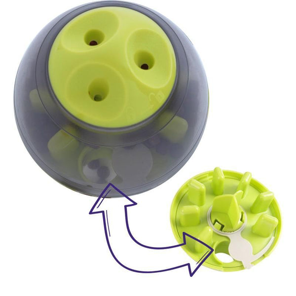 Dog Food Hide Ball Toys - Max and Maci's Store