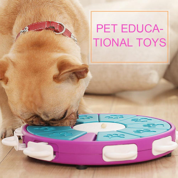 Feeding Dog Puzzle Toy - Max and Maci's Store