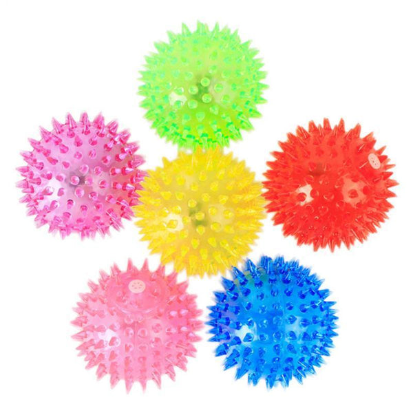 Flashing Dog Ball For Games - Max and Maci's Store