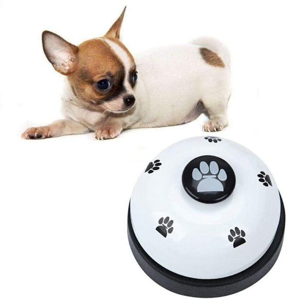 Iq Training Pet Call Bell Dog Cat Feeding - Max and Maci's Store