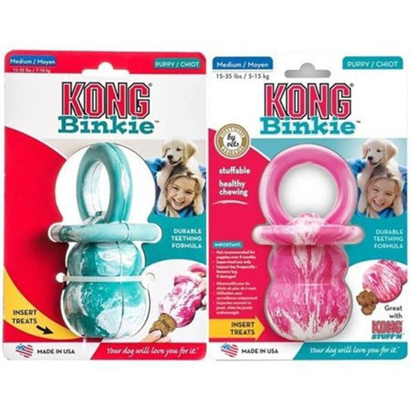 Puppy Binkie Color Varies S/M - Max and Maci's Store