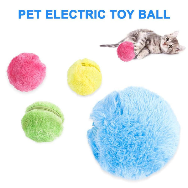 Magic Roller Ball Automatic Dog Toys - Max and Maci's Store