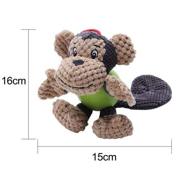 Corduroy Fabric Dog Toys - Max and Maci's Store