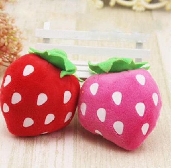 Sound Cute Fruits Strawberries Design Toys - Max and Maci's Store