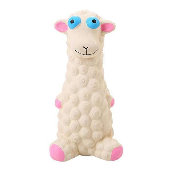 Dogs Puppy Funny Sheep Squeak Toy - Max and Maci's Store