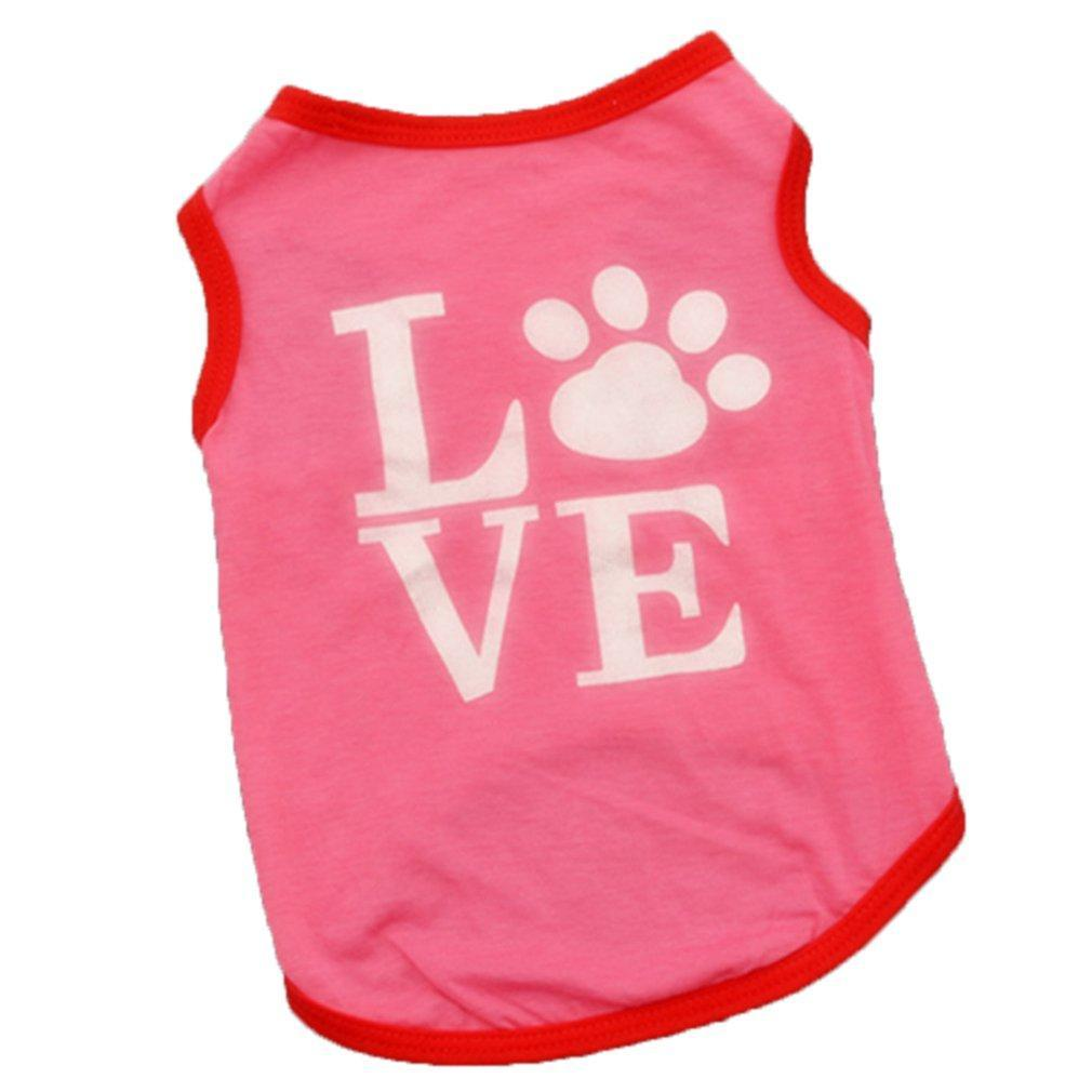 Max and Maci's Store Dog Vests Brilliant Breathable Variety Size Casual Style Dog Vest