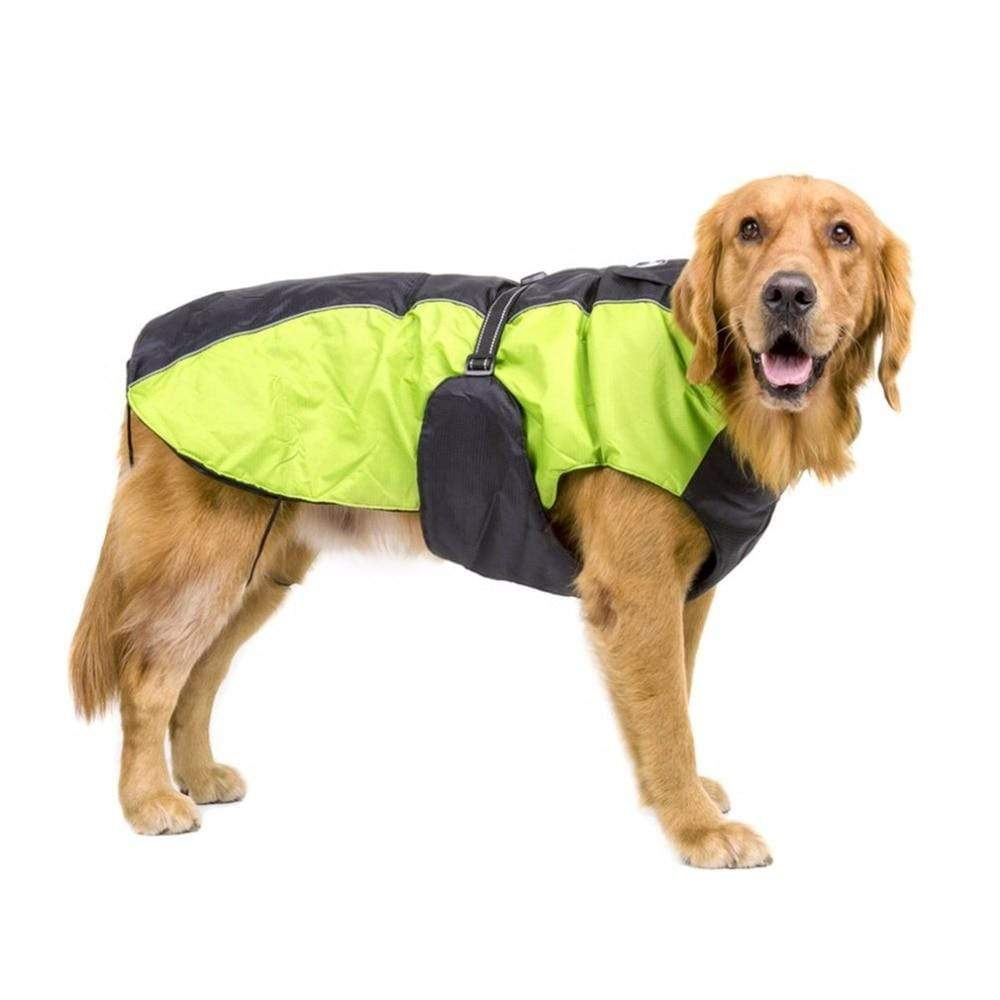 Max and Maci's Store Dog Vests Dogs Diving Material Coats Jackets Vest Waterproof
