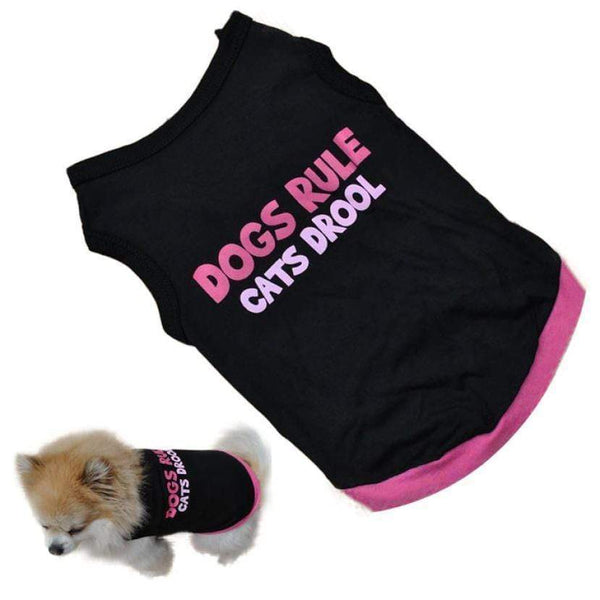 Dogs Rule-Cats Drool ! - Max and Maci's Store