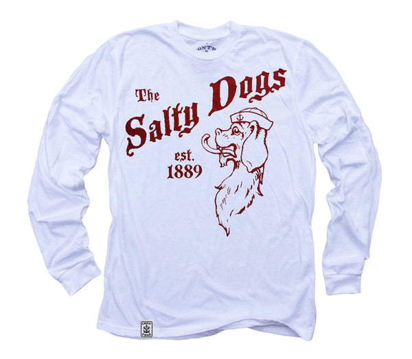 The Salty Dogs: Organic Fine Jersey - Max and Maci's Store