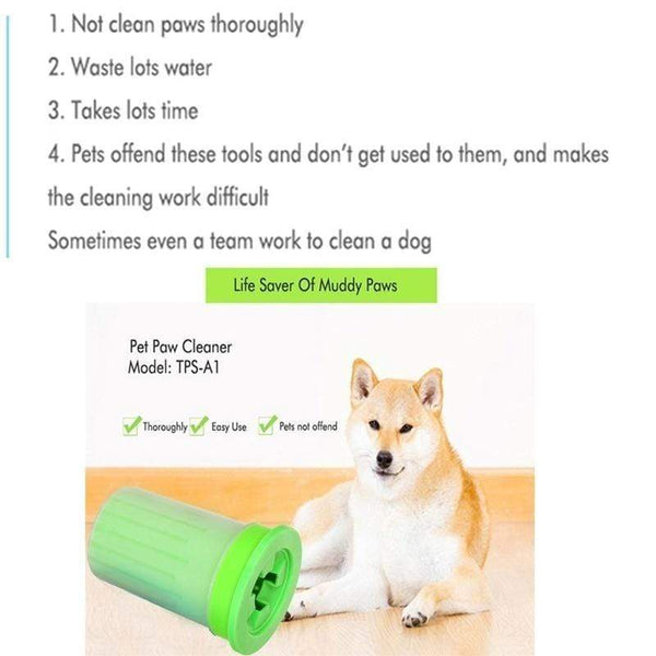 Paw Legend Portable Dog Washer - Max and Maci's Store